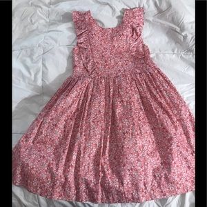 Lovely lined Floral dress